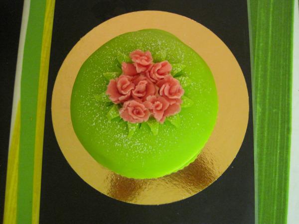 Shanas tårta
